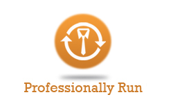Professionally Run